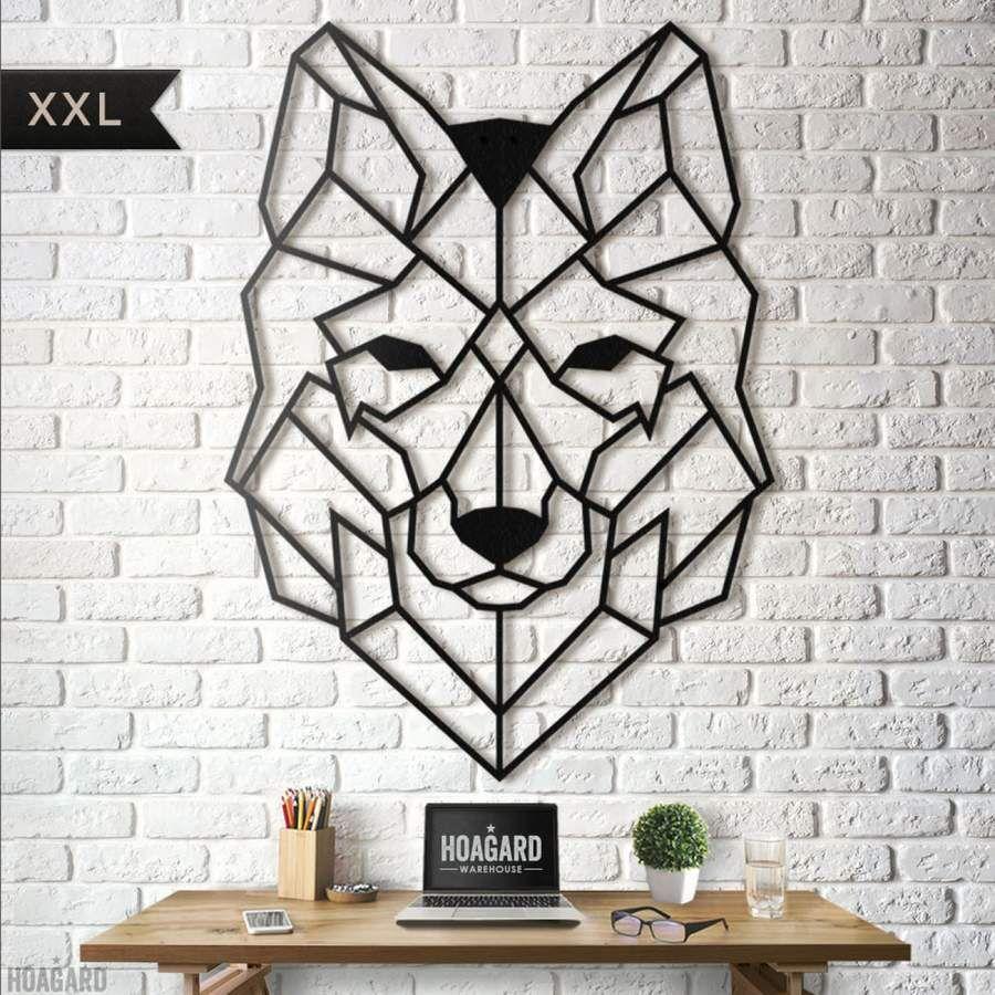 Wolf ремонт Декор Металлические скульптуры и Мебель