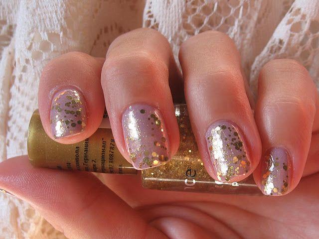 OPI + Essence Color & Go make it golden