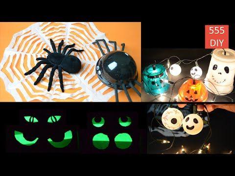 EASY DIY Halloween Decorations / Halloween Props 2016 IDEAS