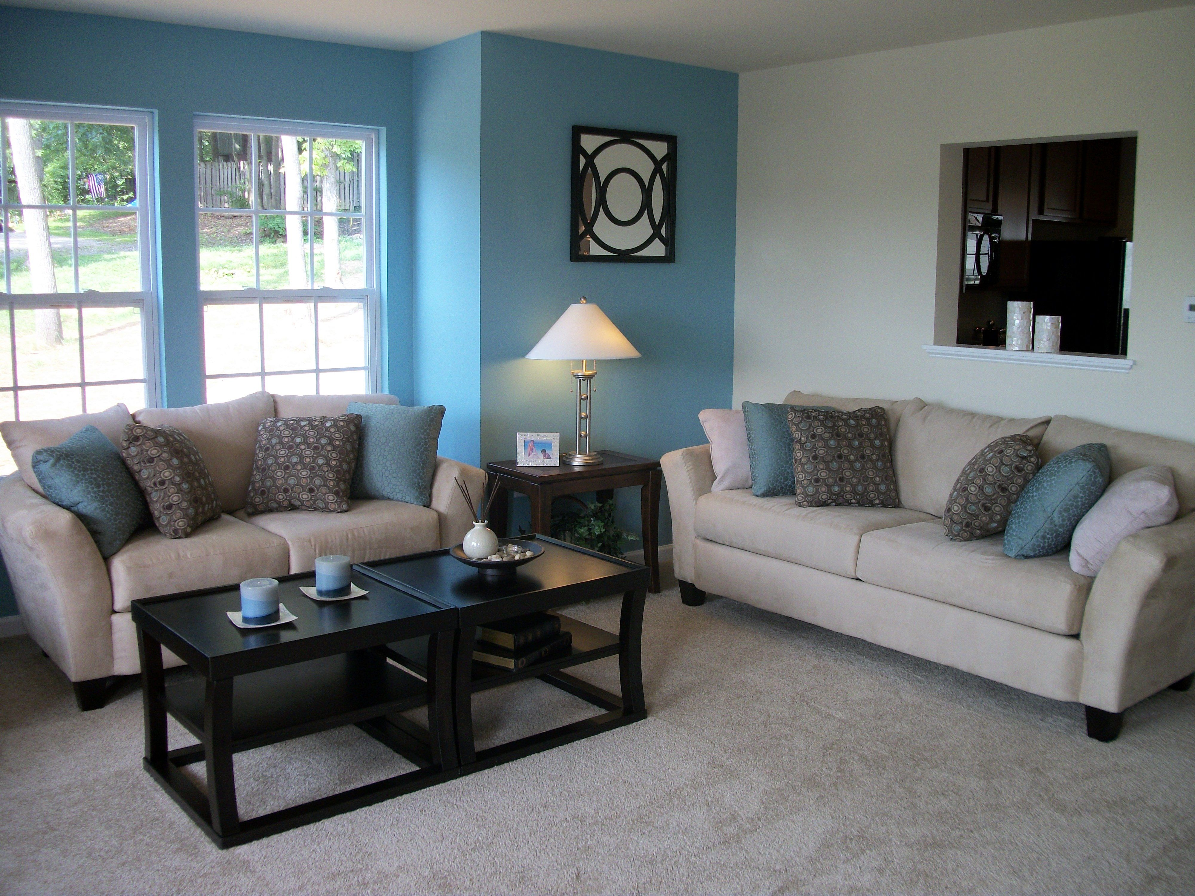 This Bright Blue Accent Wall Is Amazing Imperial Oaks In Morgantown Wv Home Home Decor Blue Accent Walls
