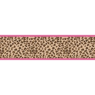 @Overstock.com - Sweet JoJo Designs exclusive nursery wallpaper borders are created to coordinate with all of their bedding sets. The detailed wall paper borders are great to add dimension and a splash of color to any child's bedroom.http://www.overstock.com/Baby/Sweet-JoJo-Designs-Pink-Cheetah-Wall-Paper-Border/7579844/product.html?CID=214117 $17.99