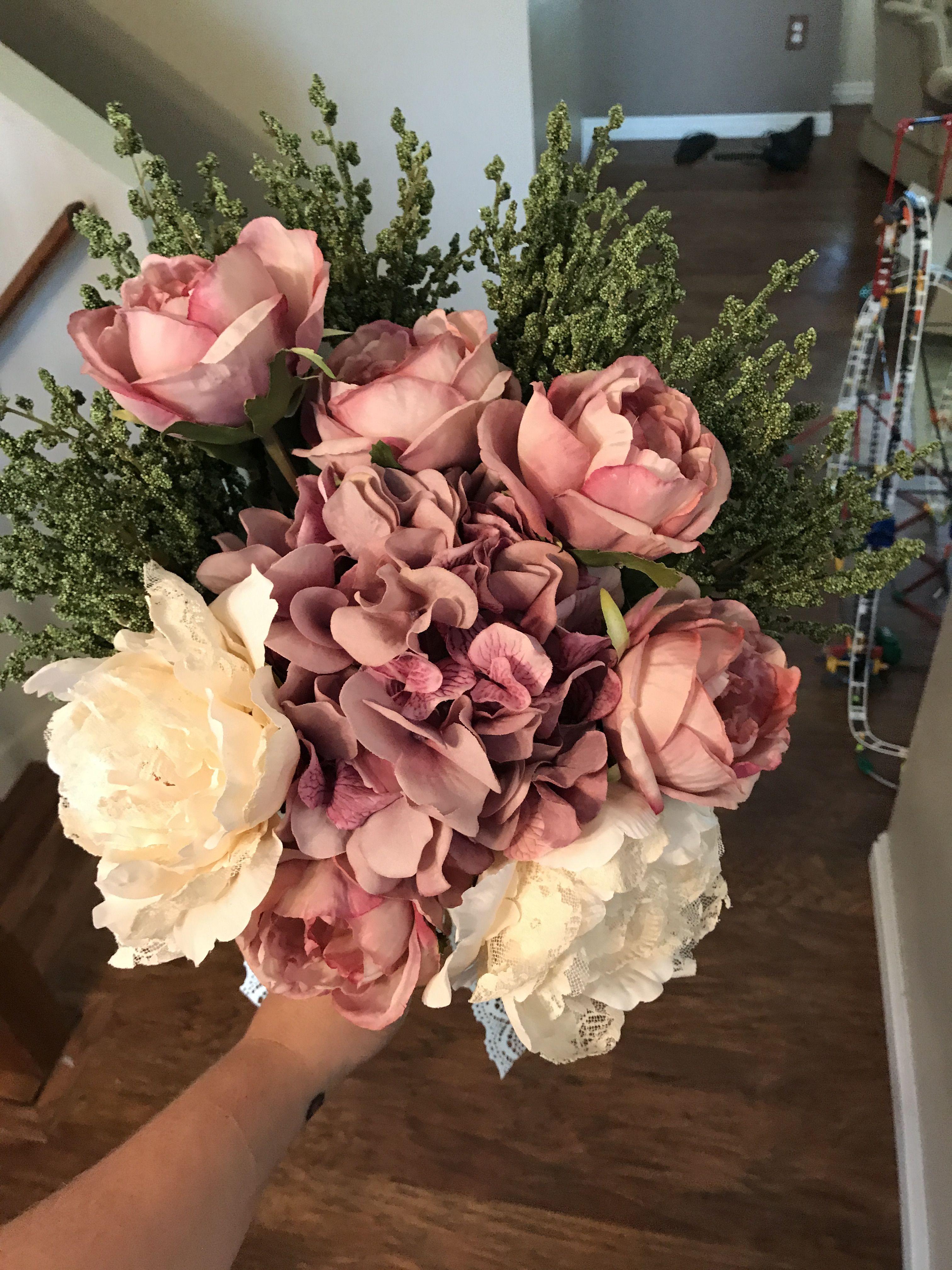 Enchanted forrest wedding bouquet diy faux silk flowers wedding enchanted forrest wedding bouquet diy faux silk flowers izmirmasajfo