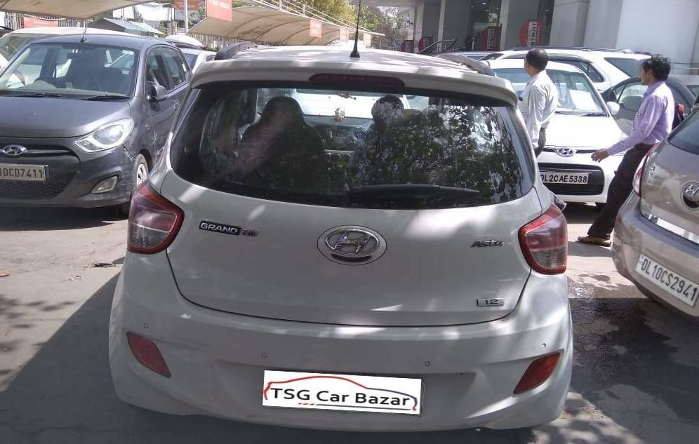 Get Exclusive Discount On Used Hyundai Grand I10 At Tsgcarbazar