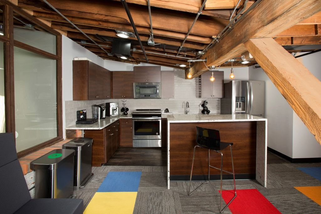 Kitchen Remodel Commercial By Schroeder Design Build Kitchen Remodel Building Design Remodeling Companies