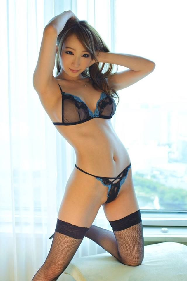 Sexy asian lingerie see through