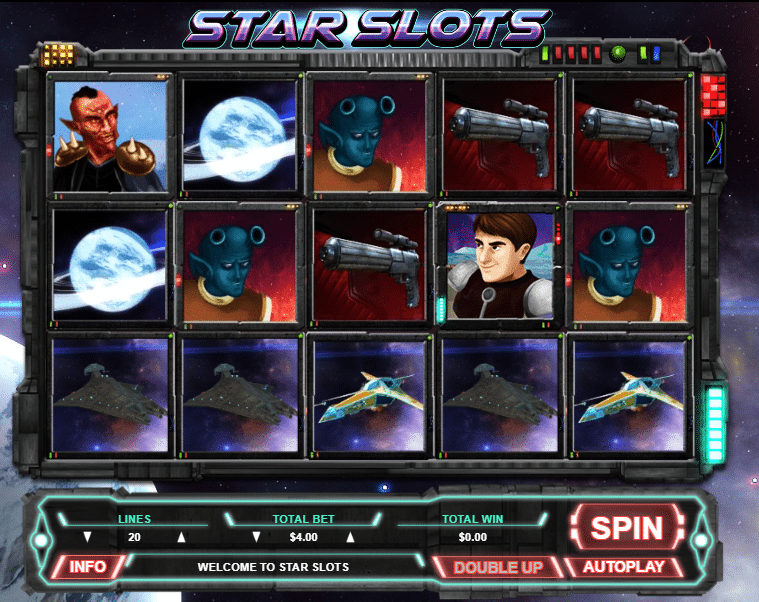 Extra stars slot game