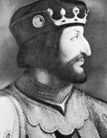 King of France from 1483, known for beginning the French expeditions into Italy that lasted until the middle of the next century. The only son of Louis XI and Charlotte of Savoy,...