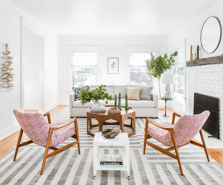 Boho Meets Modern In This Light And Airy Home