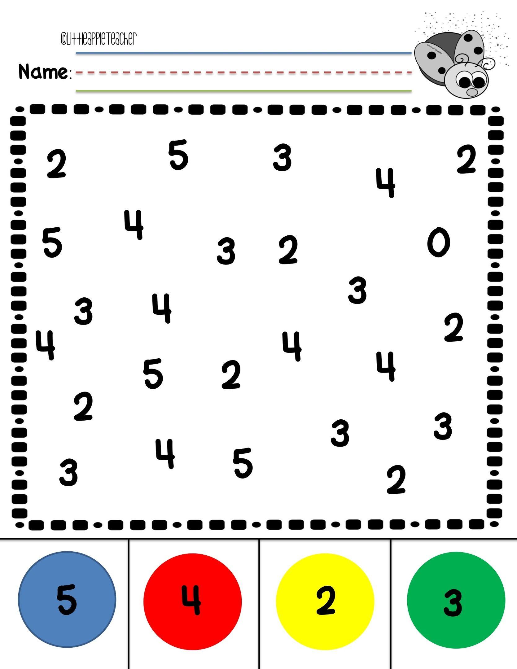 Kindergarten Worksheets Free Printables Sight Numbers Preschool Preschool Worksheets Math For Kids