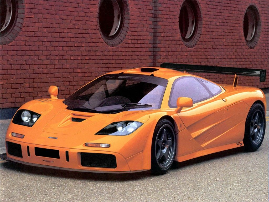 Mclaren F1 Mclaren F1 Lm Mclaren F1 Super Cars