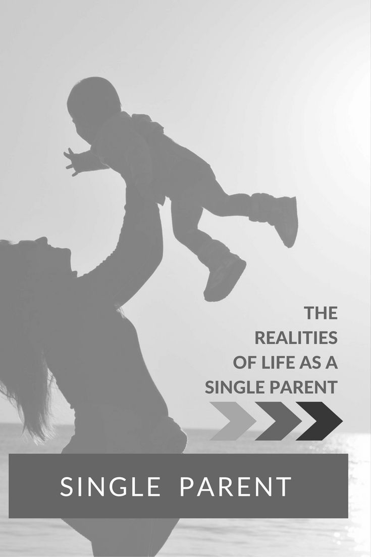 Photo of 3 TRUTHS ABOUT BEING A SINGLE PARENT