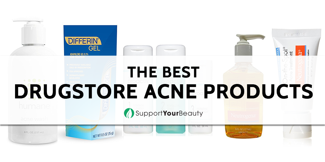 The Best Drugstore Acne Products 2020 Reviews Top Picks With