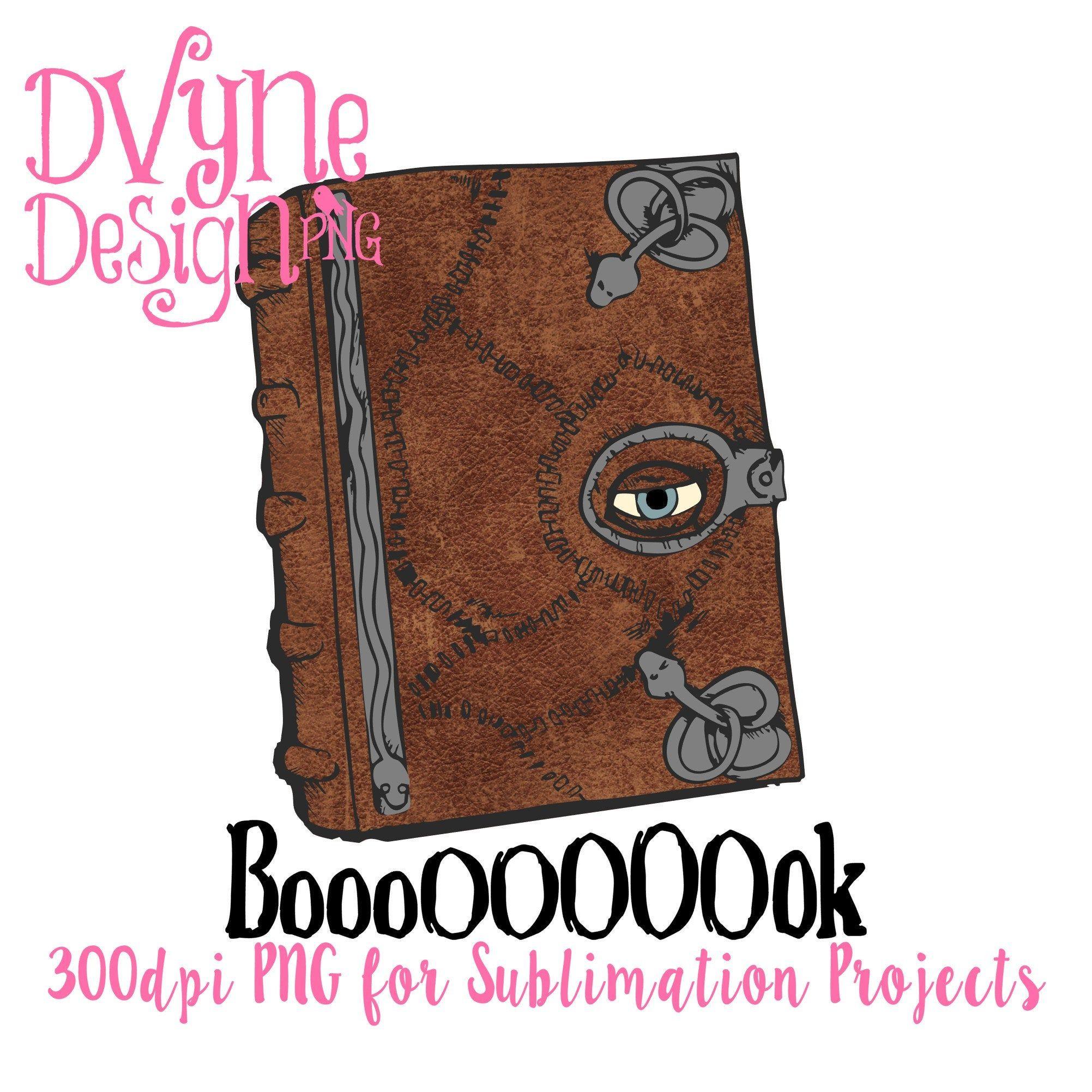 Hocus Pocus Book Of Spells Svg For Silhouette Or Cricut Etsy Hocus Pocus Book Etsy Help Cricut