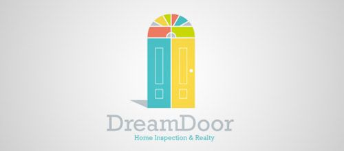 dream door logo designs  sc 1 st  Pinterest & dream door logo designs | 40 Cute Door Logo Designs For Inspiration ...