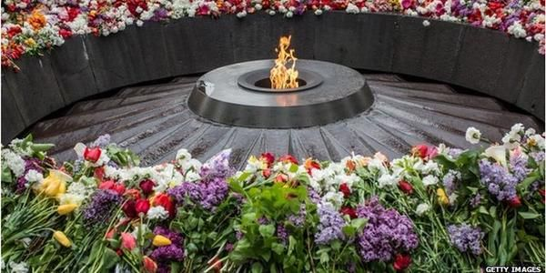 Centenary of Armenian Genocide