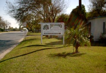 Dixieland Retirement Community Harlingen Tx Passport America Campgrounds Campground Camping Club America