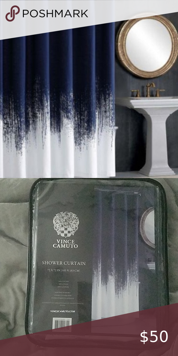 vince camuto shower curtain shower