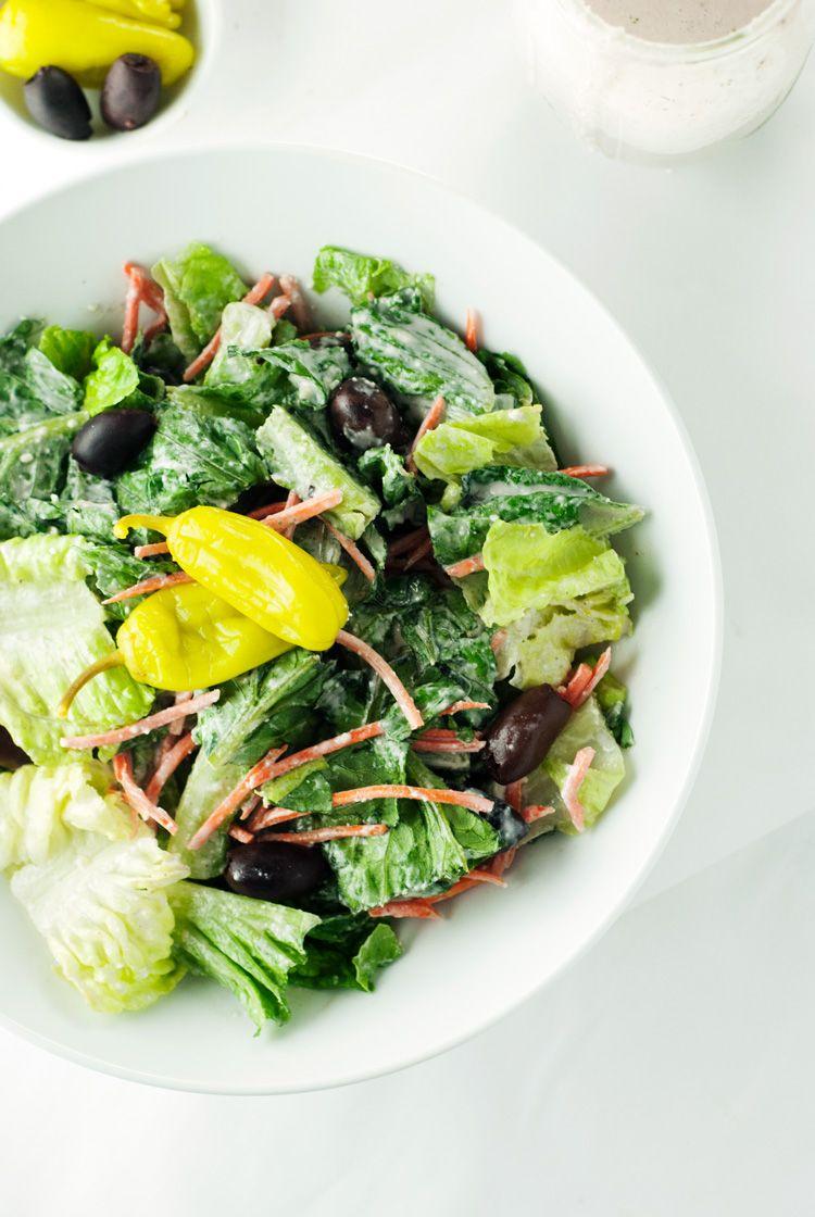 21++ Carrabbas house salad dressing ideas