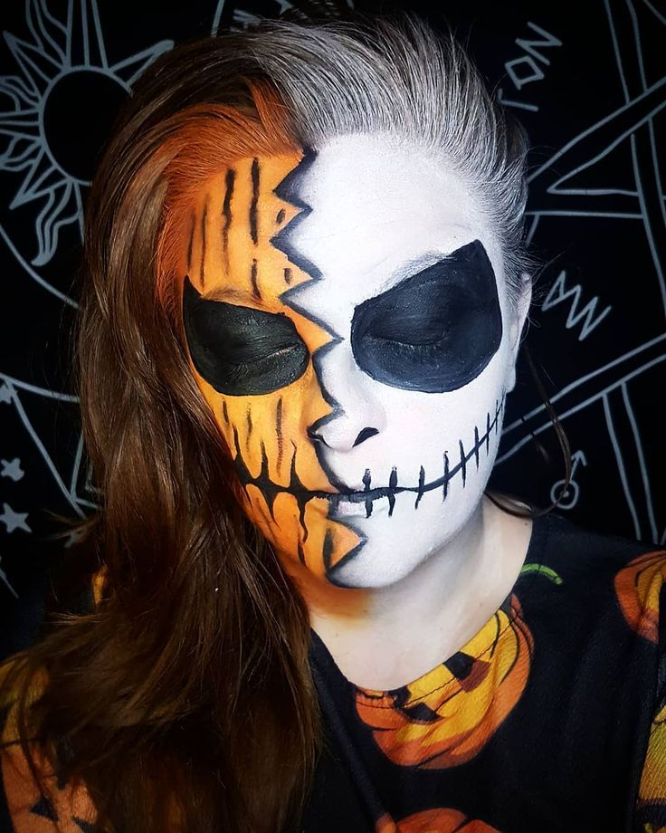 All made from officialsnazaroo face paints. It was simply