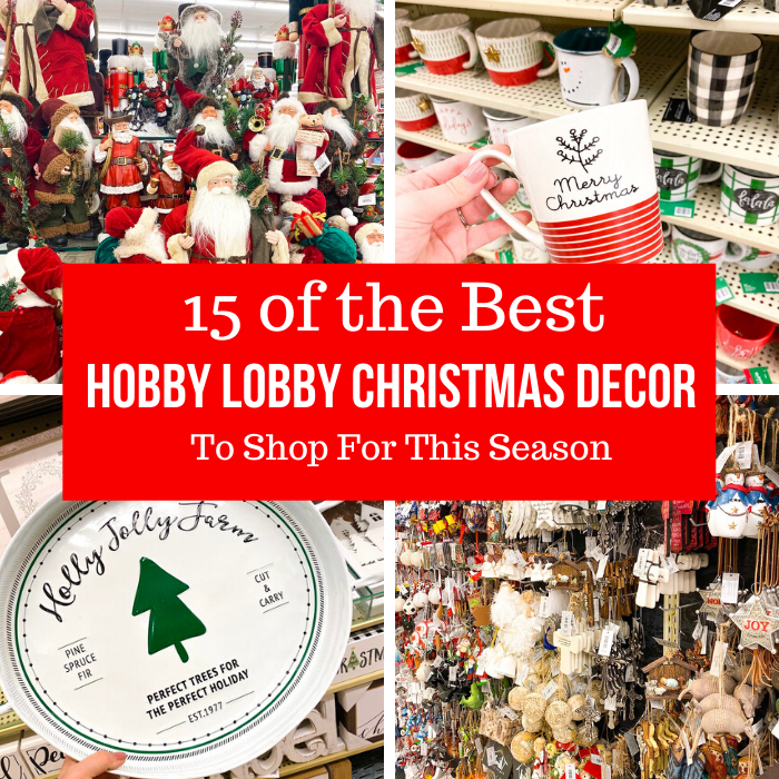 Here Is Some Of The Top Hobby Lobby Christmas Decorations To Consider This Hobby Lobby Christmas Hobby Lobby Christmas Trees Hobby Lobby Christmas Decorations