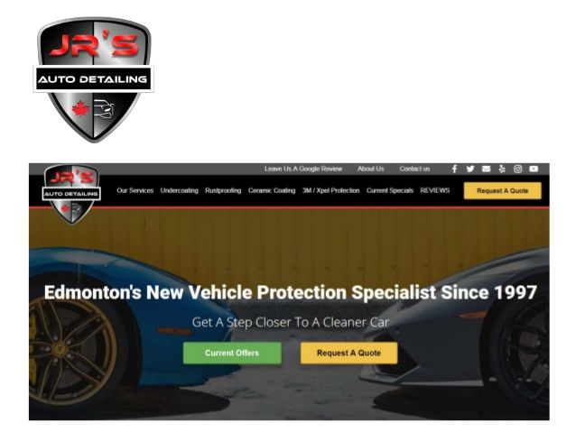 Xpel Protection Edmonton Protection Car Detailing Paint Protection