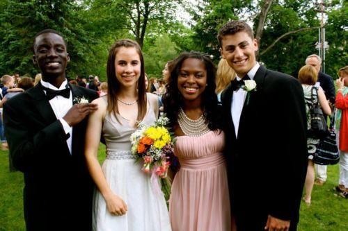 Interracial dating in california