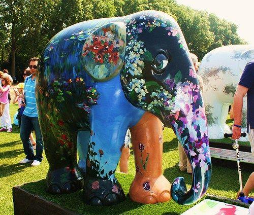 Dickinson Elephant