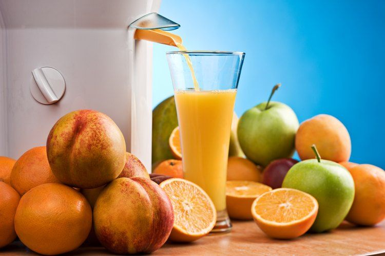How to Pasteurize Juice at Home