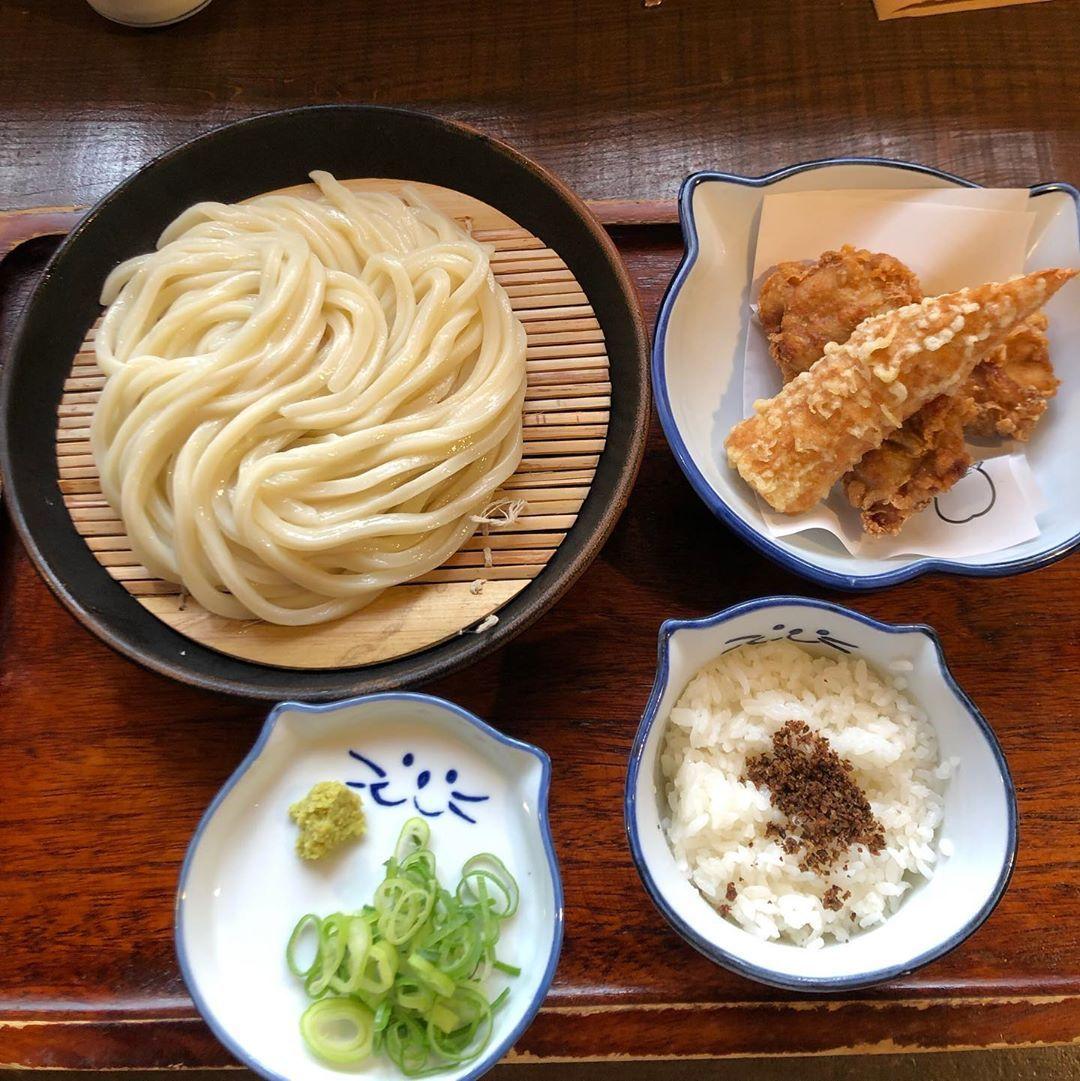Pin On 2006 Udon Somen うどん 素麺 冷麦