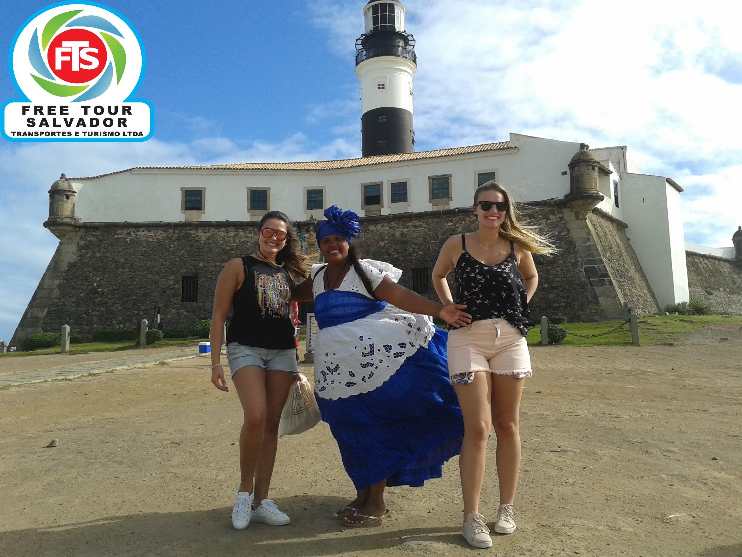 Farol Da Barra Salvador Bahia Brasil Salvador Turismo