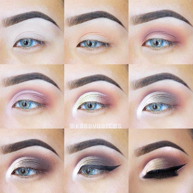 18 Easy Smokey Eye Tutorial Ideas To Look Smoking Hot Eye Pictures