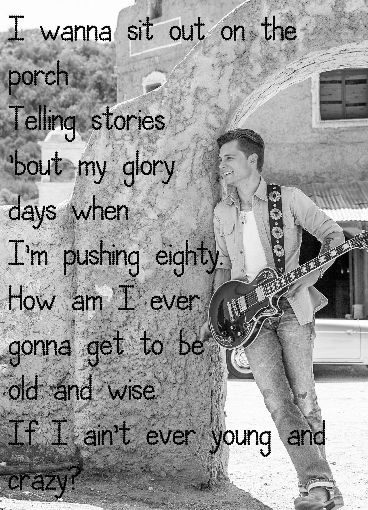 Young & Crazy ~ Frankie Ballard | Country Music Lyrics