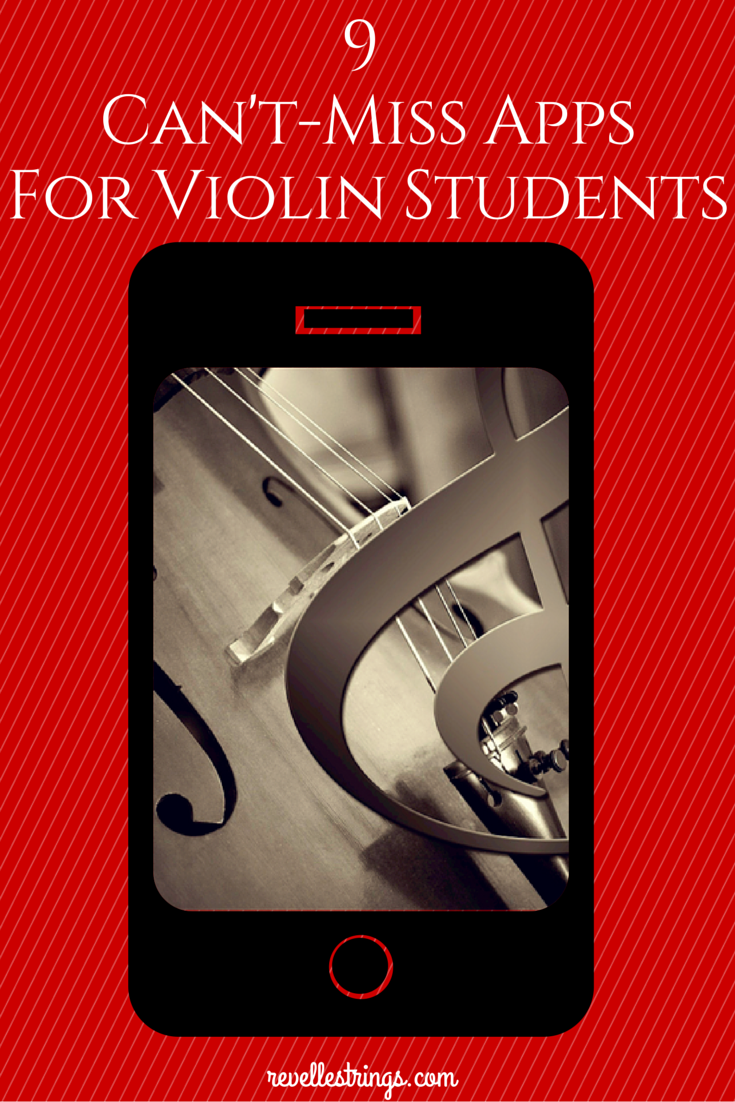 Best Apps For Learning To Play The Violin | Violin lessons ...