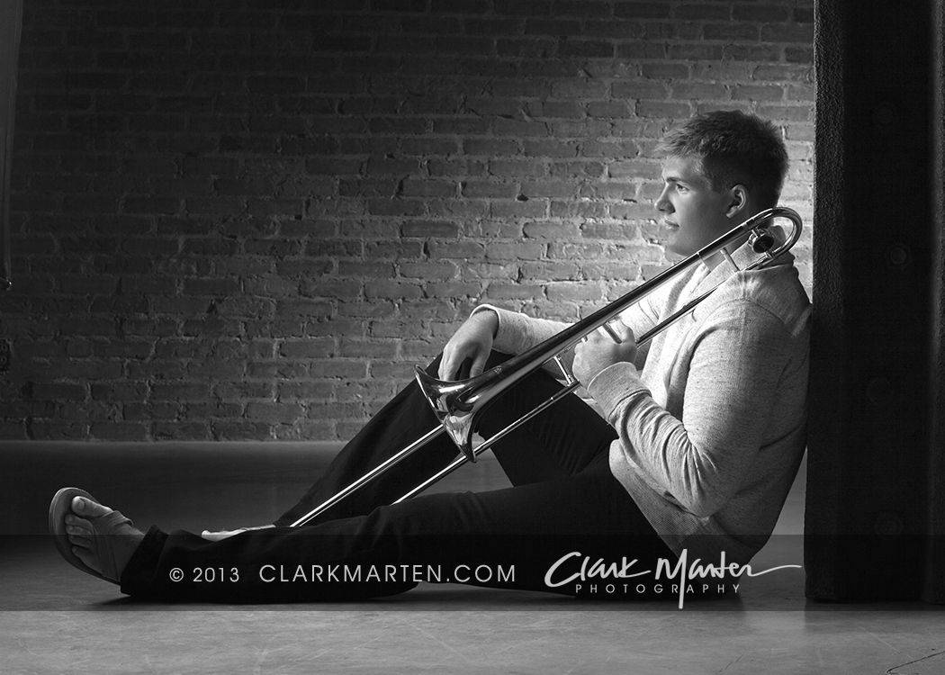 Senior 2014. Clark Marten Photography. Billings MT