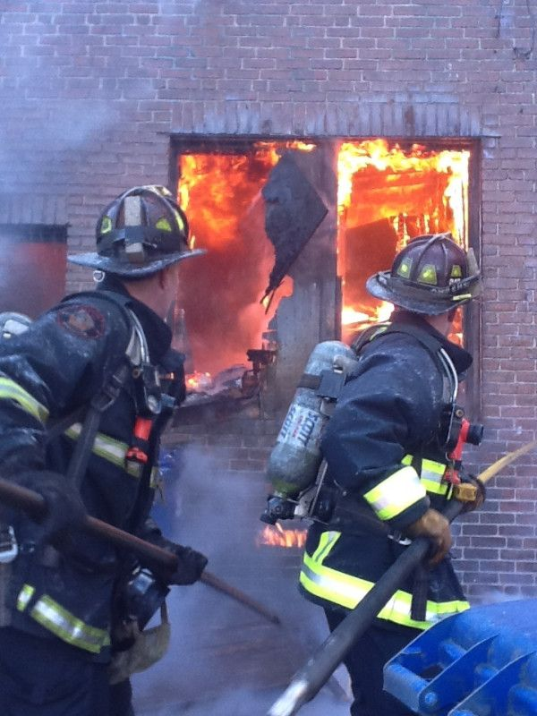 A Photo From Bostonfire Volunteer Firefighter Firefighter Fire Service