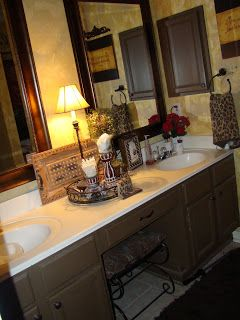 Just Simply Southern Decorating With Leopard For The