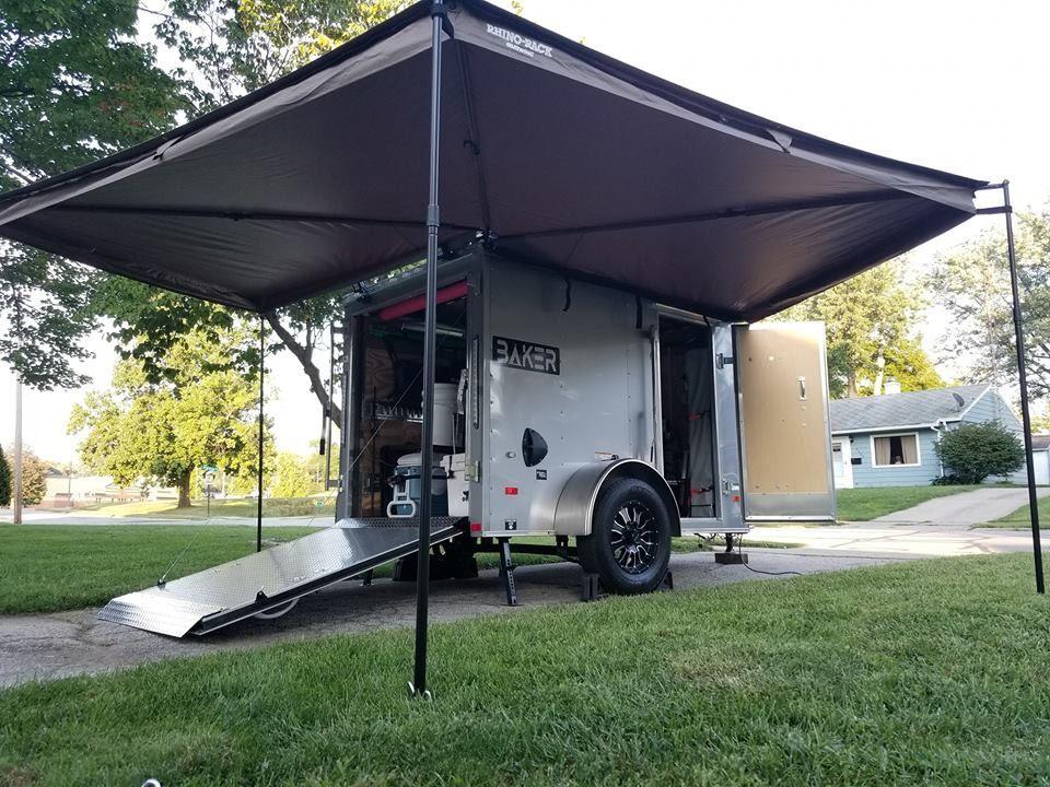 Pin by Liz Andersen on camper ideas, cargo trailer