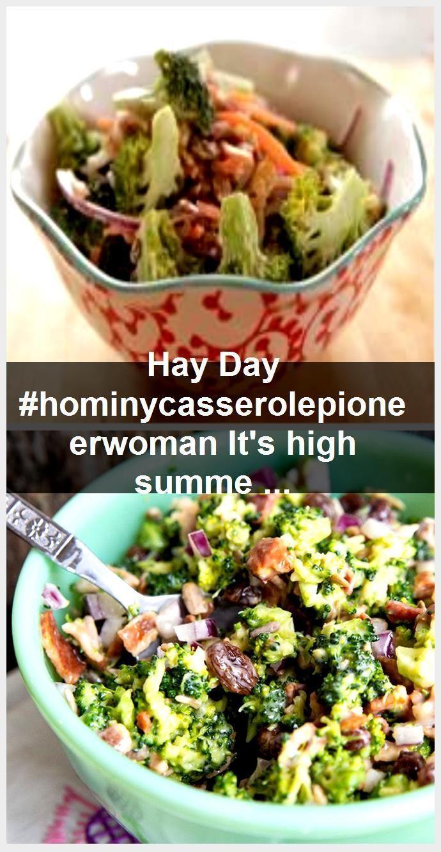 hominy casserole #hominycasserole Hay Day #hominycasserolepioneerwoman It's high summer and Ree Drummond's family ...,  #day #D... #hominycasserolepioneerwoman Hay Day #hominycasserolepioneerwoman It's high summer and Ree Drummond's family ...,  #day #Drummonds #Family #Hay #high #hominycasserolepioneerwoman #Ree #summer