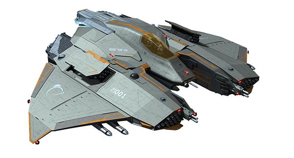 Icarus-Class Bomber