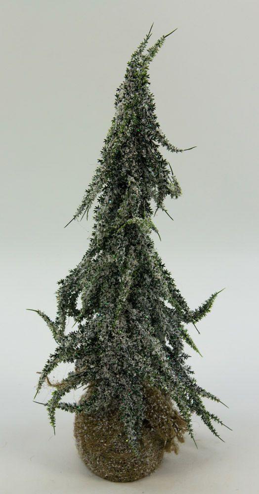 Tannenbaum Kunststoff.Tannenbaumchen Mit Schnee 40cm Ig Kunstlicher Tannenbaum