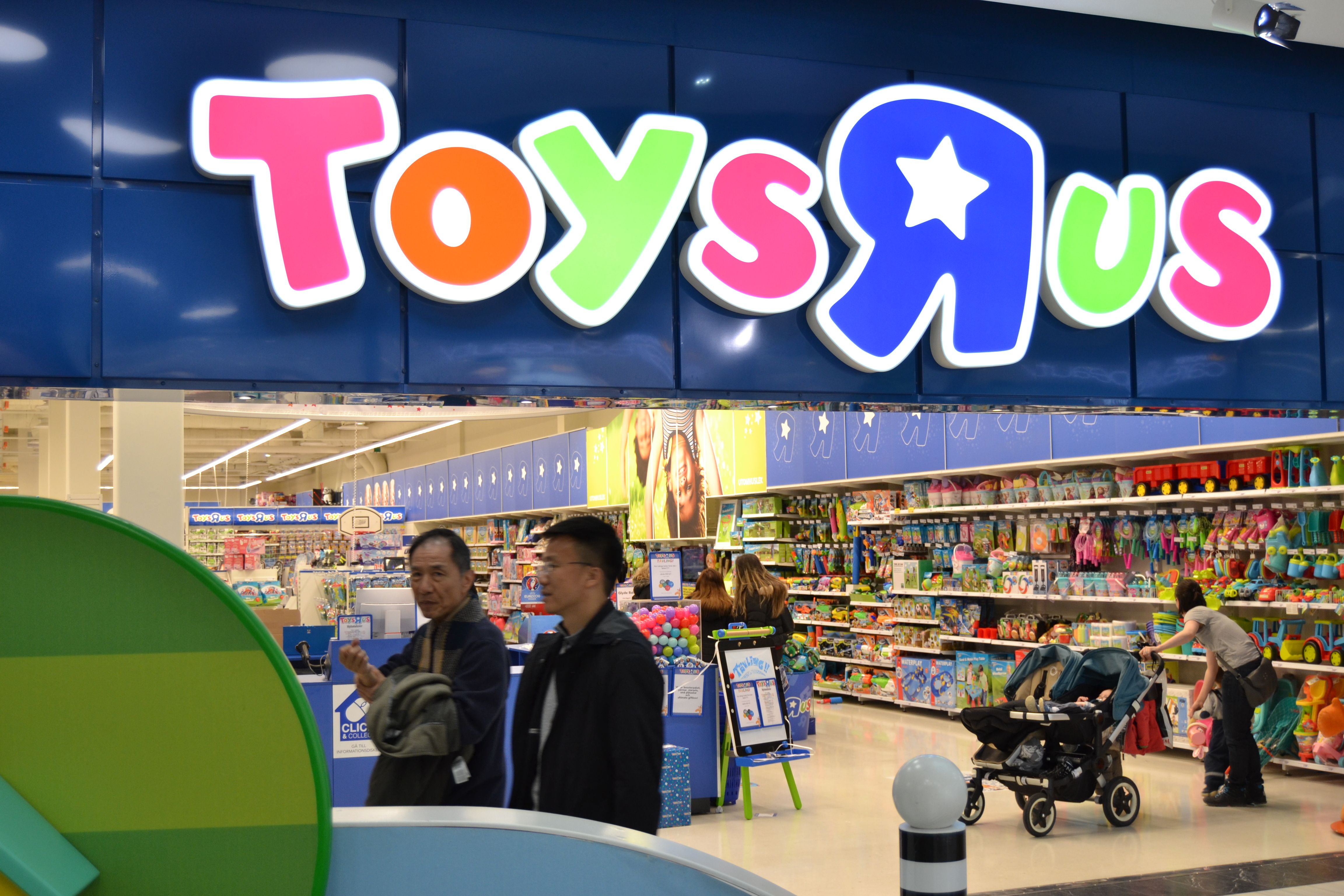 toys r us mall of scandinavia öppettider
