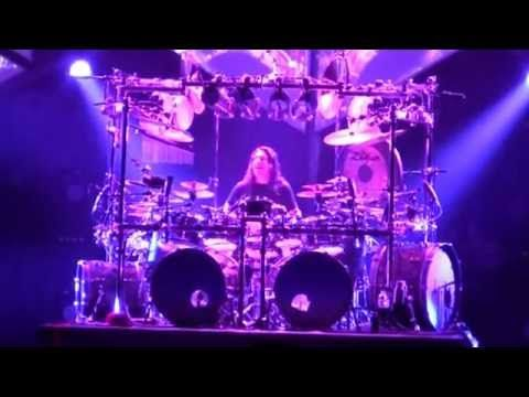 Best Drum Solo Ever Mike Mangini Youtube Drums Pinterest