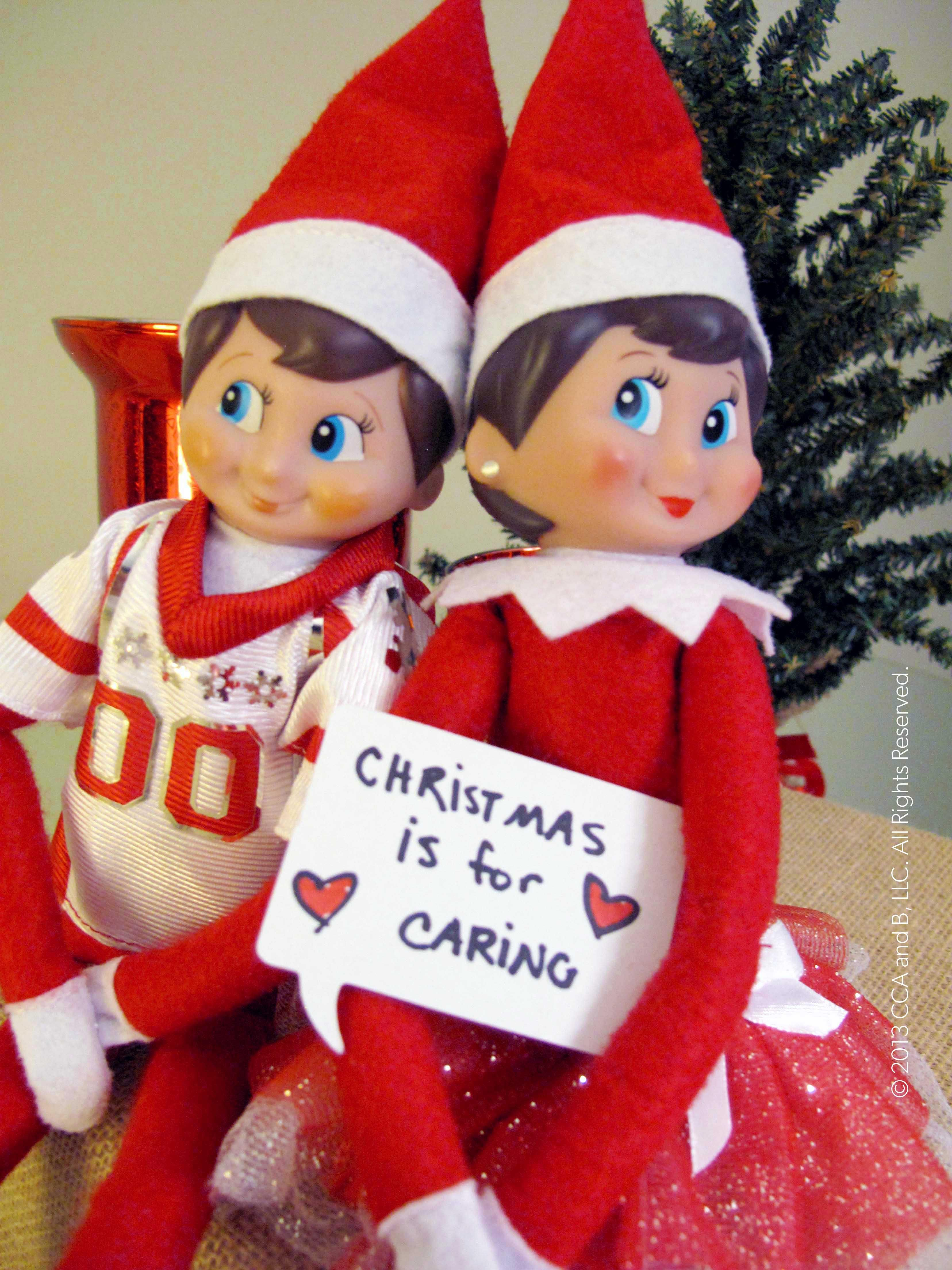 Christmas Care (With images) Elf on the shelf, Elf