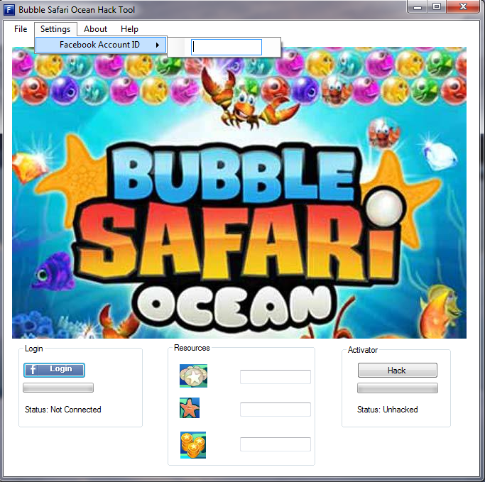 bubble safari ocean cheats and hack | Clash Of Clans Hack