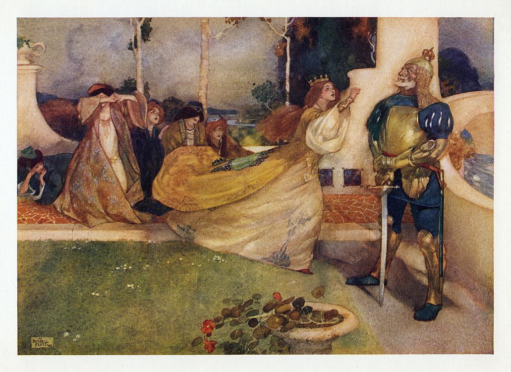 William Russell Flint Wikipedia Pintores