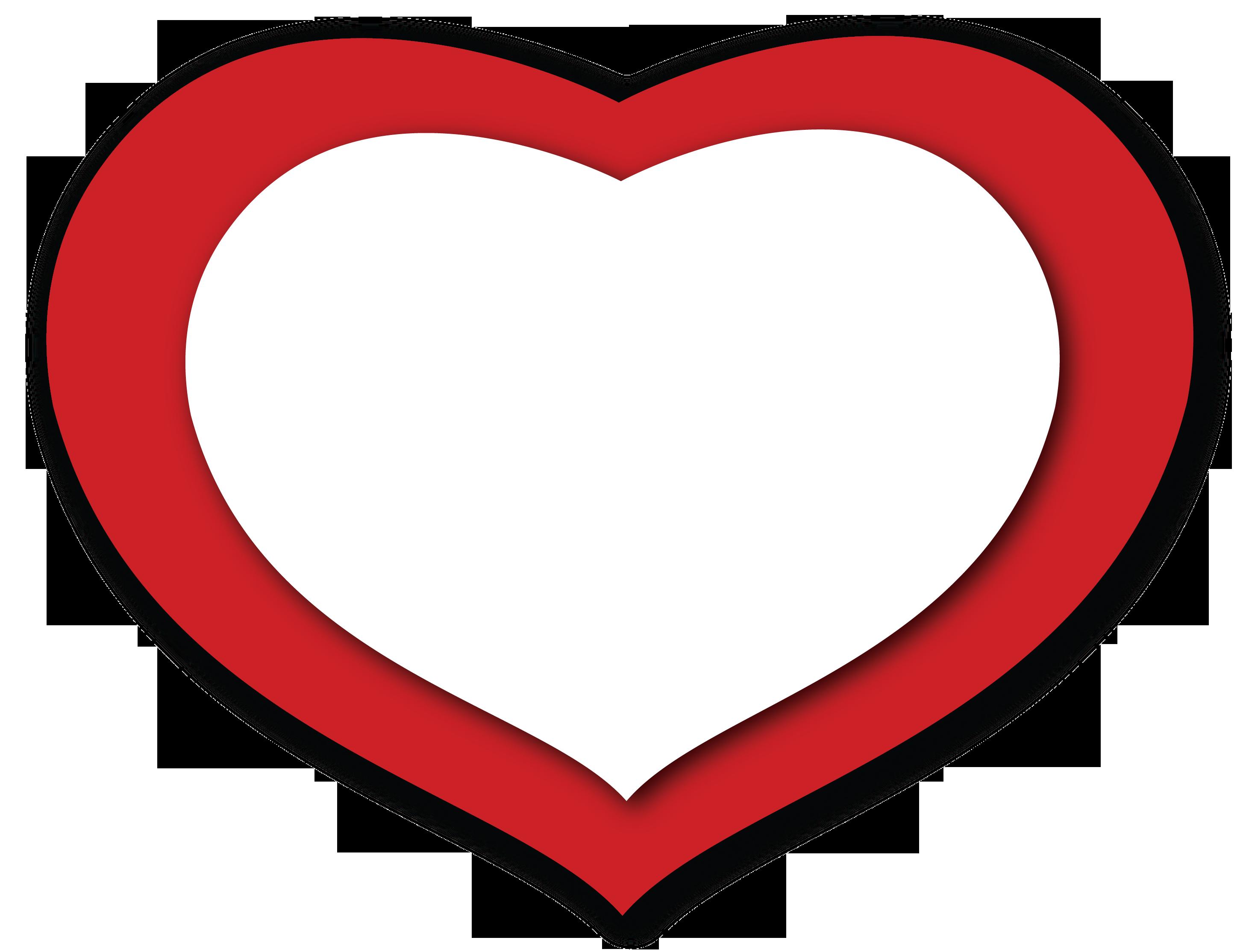 Transparent Red Heart PNG Clipart 쉬운 그림 그리기, 그림 그리기, 그림