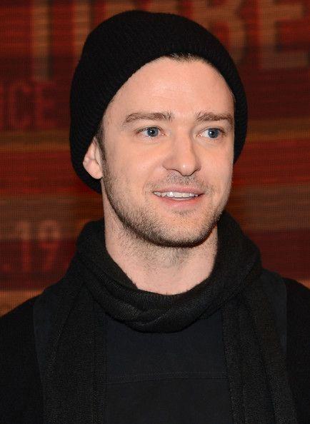 Justin Timberlake Knit Beanie Justin Timberlake Justin Timberlake Jessica Biel Timberlake