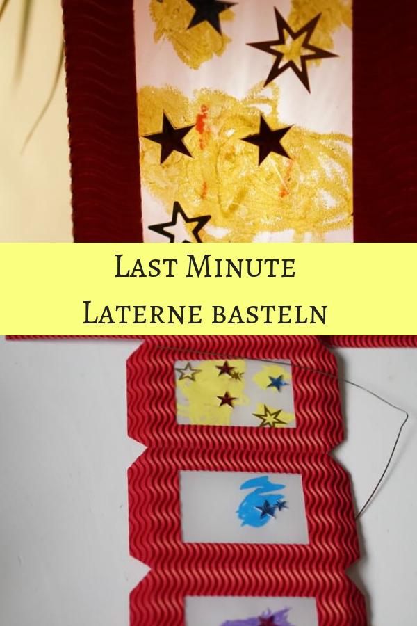 Laterne basteln mit Kleinkind - Anleitung, Tipps und Bilder #laternekleinkind