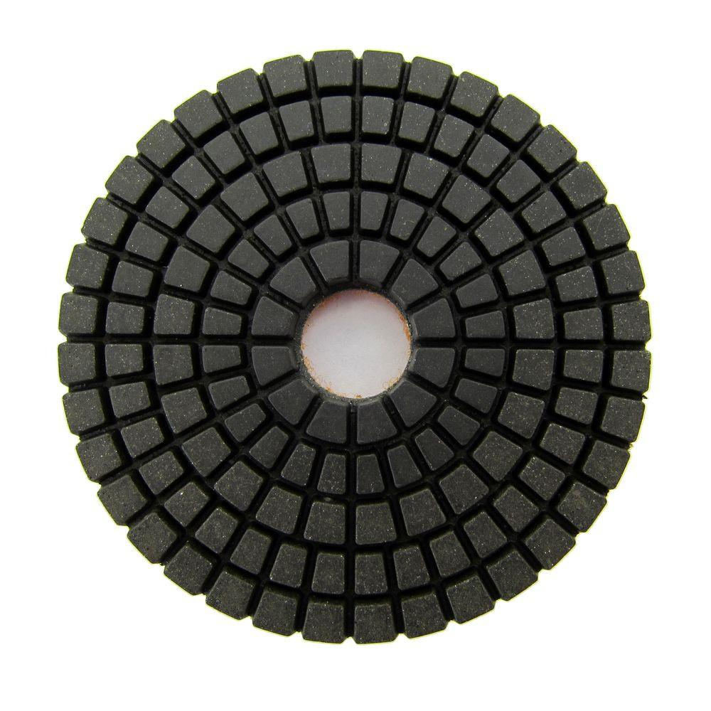 Archer USA 3 in. 100 Grit Wet Diamond Polishing Pad for