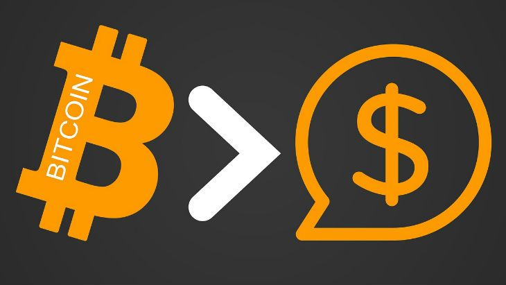 How To Convert Bitcoins Dollars Cryptocurrency Maker